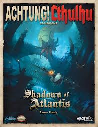 Modiphius Achtung! Cthullu - Shadows of Atlantis