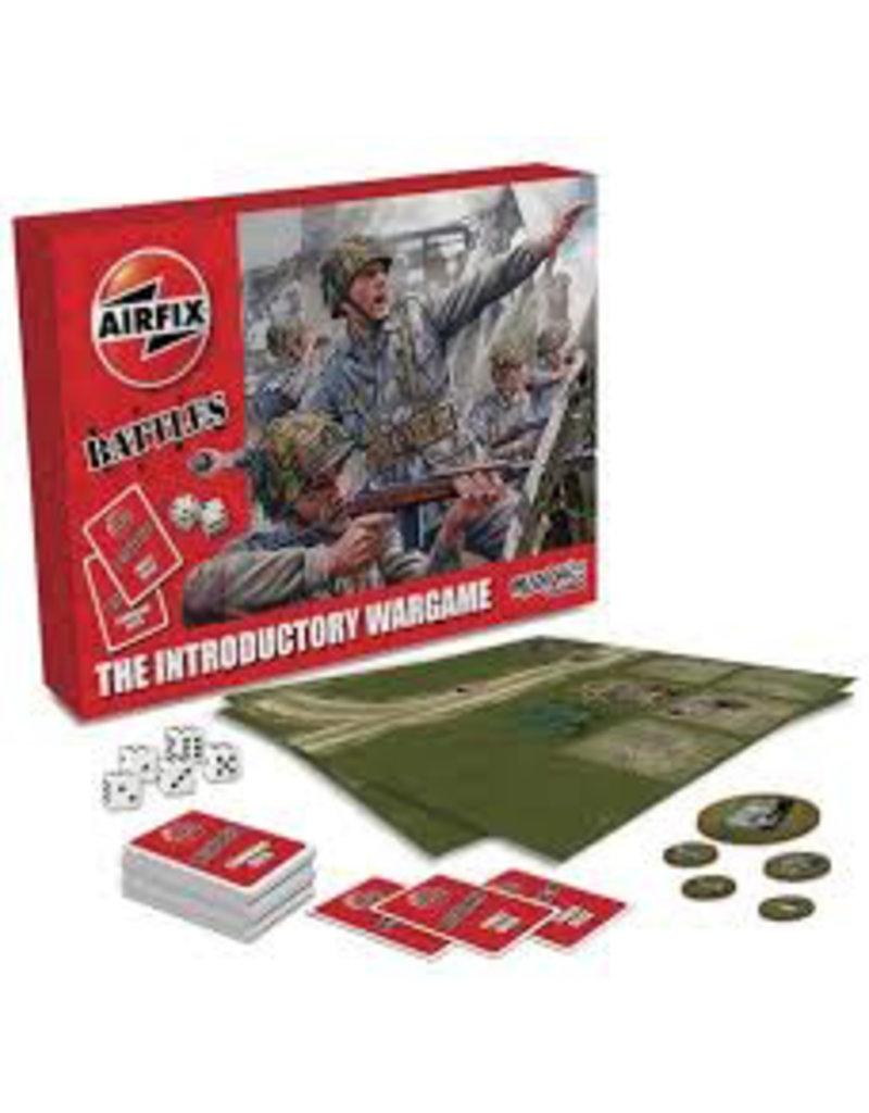 Modiphius airfix battles introductory war games