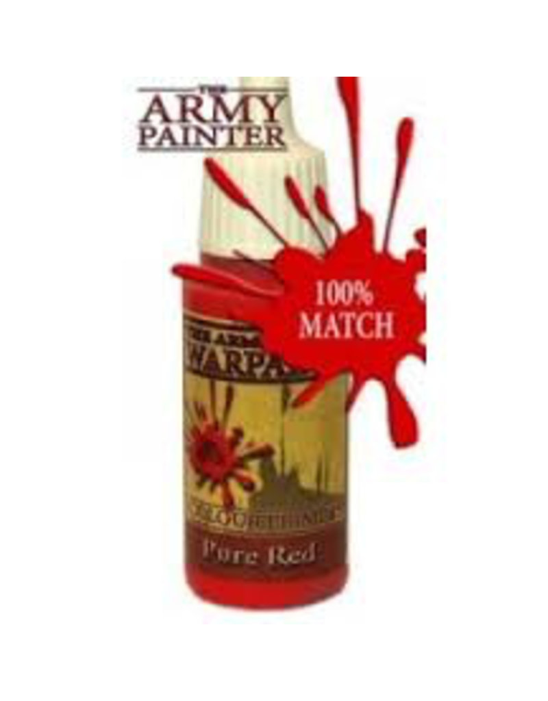 Army Painter Army Painter- Pure Red Paint