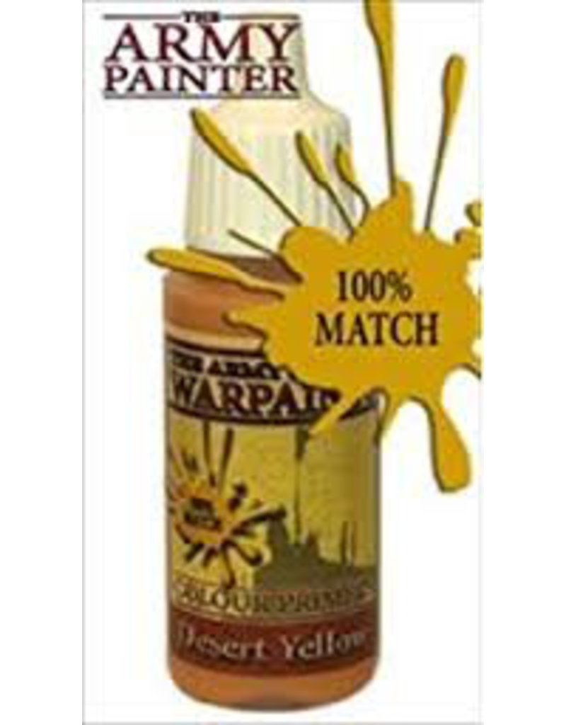 Army Painter Army Painter Desert Yellow Paint