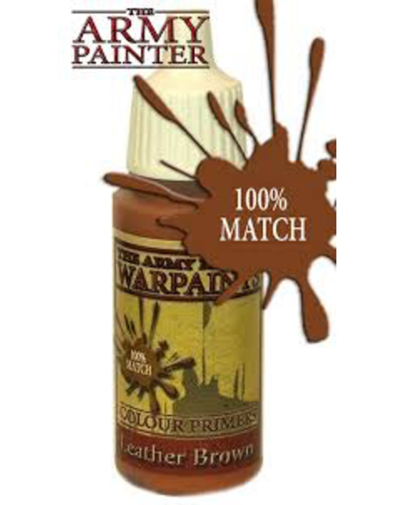 Army Painter Army Painter Leather Brown Paint