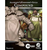 Steamforged Guildball Alchemist or Engineers Guld - Compound