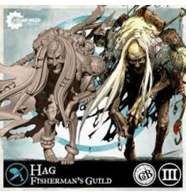Steamforged Guildball Hag