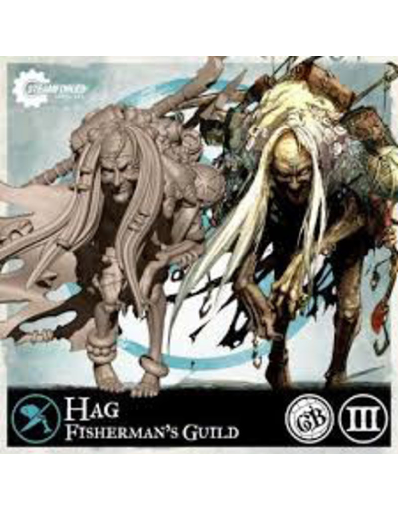 Guildball Hag