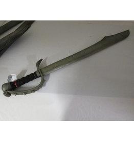 Skian Mhor Basket hilted curved sword