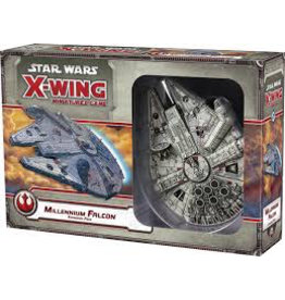 Fantasy Flight X Wing Mini Game Milennium Falcon Rebel Alliance