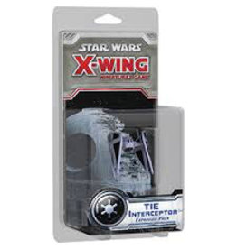 Fantasy Flight X Wing Mini Game Tie Interceptor