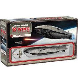 Fantasy Flight X Wing Mini Game Rebel Transport Expansion Pack