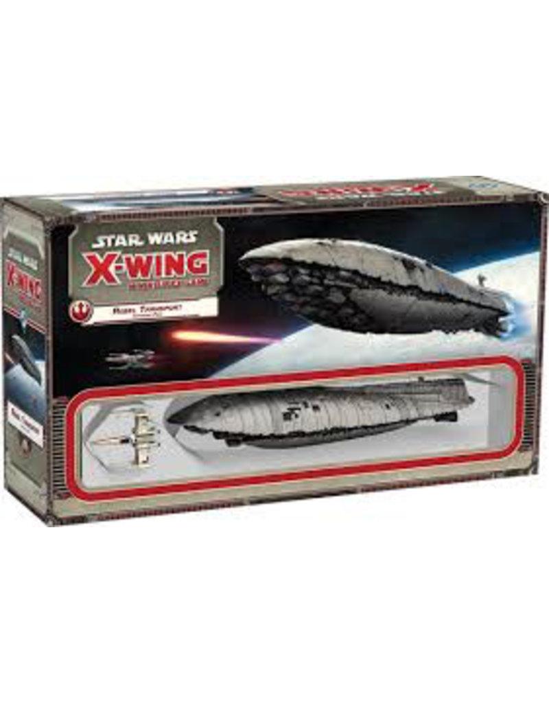 X Wing Mini Game Rebel Transport Expansion Pack
