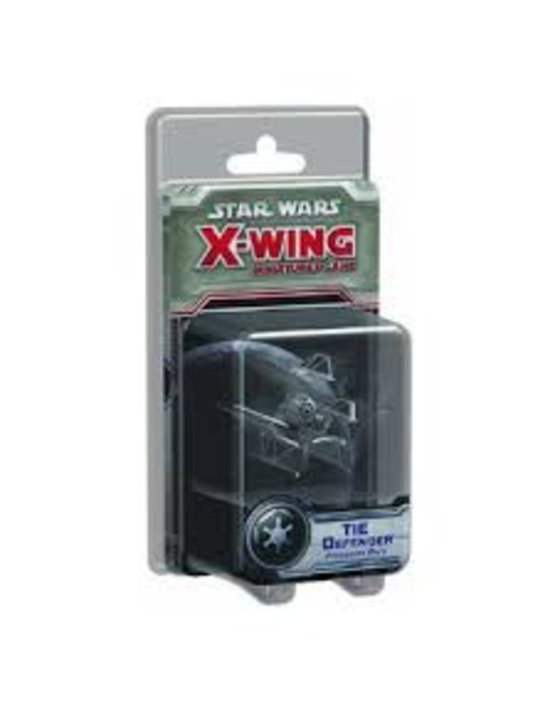 Fantasy Flight X Wing Mini Game Tie Defender Expansion Pack