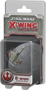 Fantasy Flight X Wing Mini Game E Wing Expansion Pack Rebel Alliance