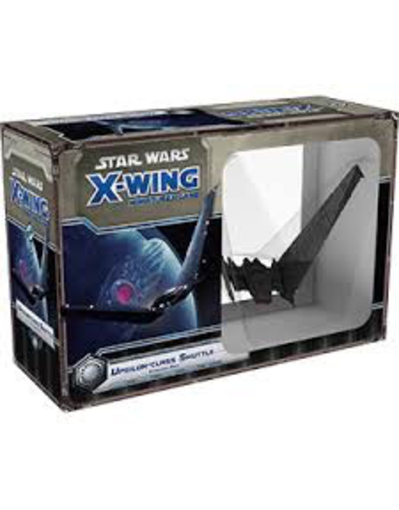 Fantasy Flight X Wing Mini Game Upsilon Class Shuttle