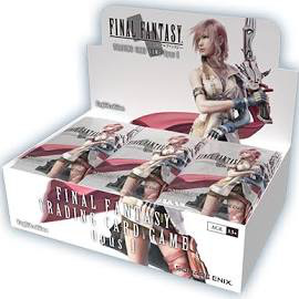Final Fantasy TCG Opus 1