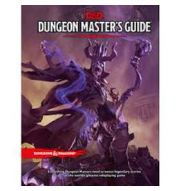 Wizards of the Coast Dunegons and Dragons Dungeon Masters Guide