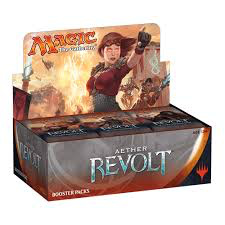 Wizards of the Coast MTG Aether Revolt Booster Display