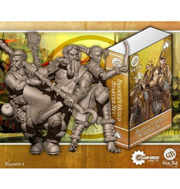 Steamforged Guild Ball Brewers Guild Starter Set