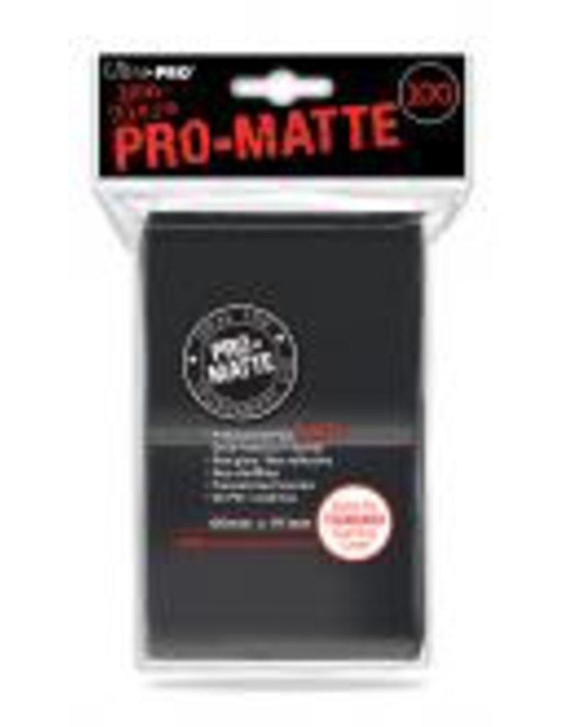 Ultra Pro Pro Matte Black DPD