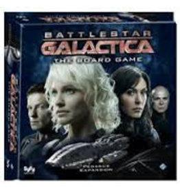 Fantasy Flight Battlestar Galactica Pegasus Expansion