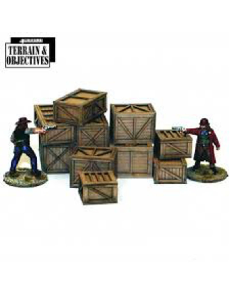 4ground Shipping Crates and Boxes