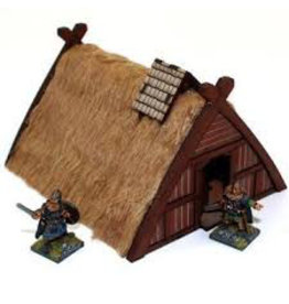 4ground Saga Norse Hovel/Workshop