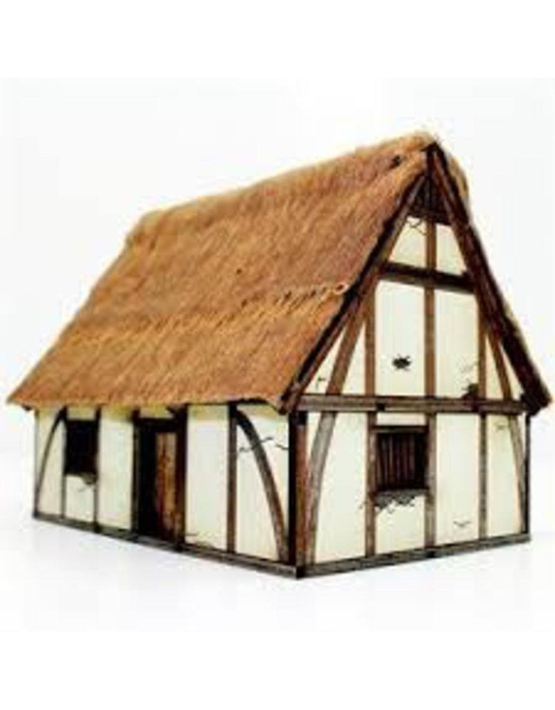 4ground High Medieval Cottage