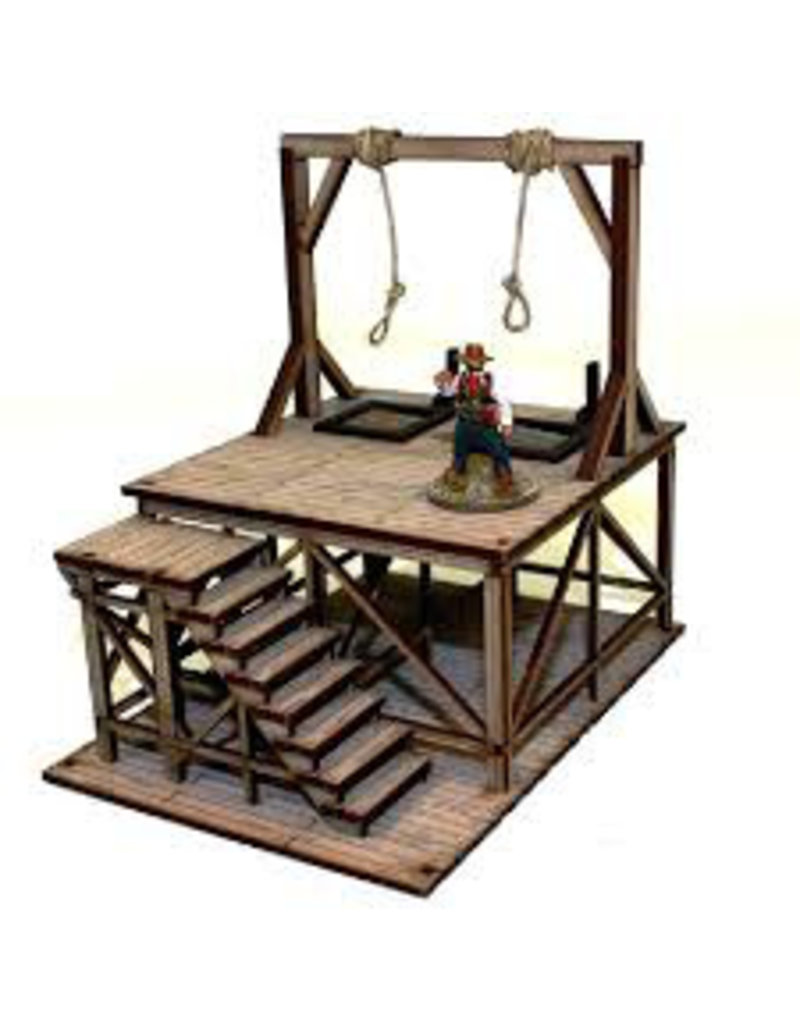 4ground Feature Building 4 Hangmans Gallows