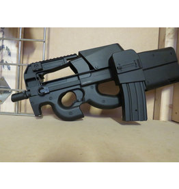 JG JG D90 SMG with in built Drum & M4 Mag