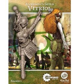 Steamforged Steamforged Vitriol Alchemist Guild
