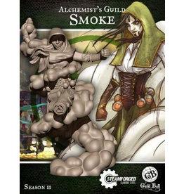 Steamforged Guildball Alchemist Guild Smoke