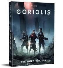 Modiphius Coriolis Rulebook