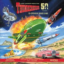 Modiphius Thunderbirds Board Game