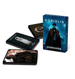 Modiphius Coriolis Icon Card Deck