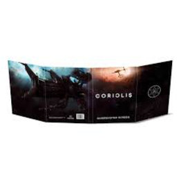 Modiphius Coriolis GM Screen