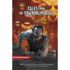 Wizards of the Coast D&D TALES FROM THE YAWNING PORTAL