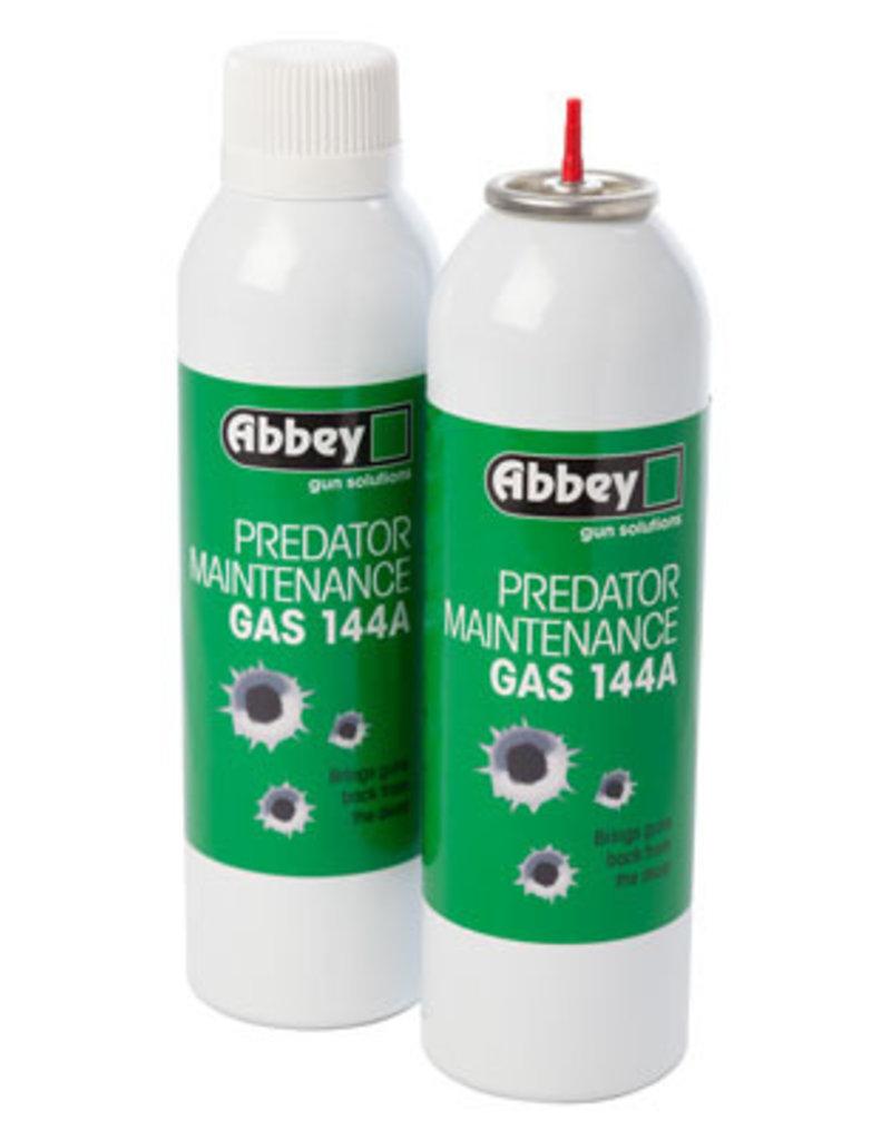 Abbey Abbey Predator Gas 144a Maintenance