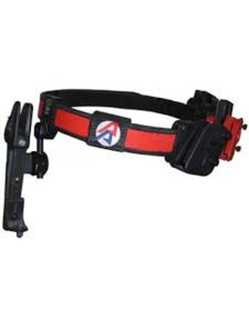 "DAA DAA Competition Belt 44"" Red"