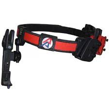 """DAA DAA Competition Belt 44"""" Red"""