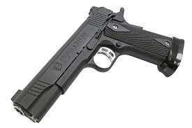 King Arms King Arms Predator Tactical Iron Strike GBB Pistol