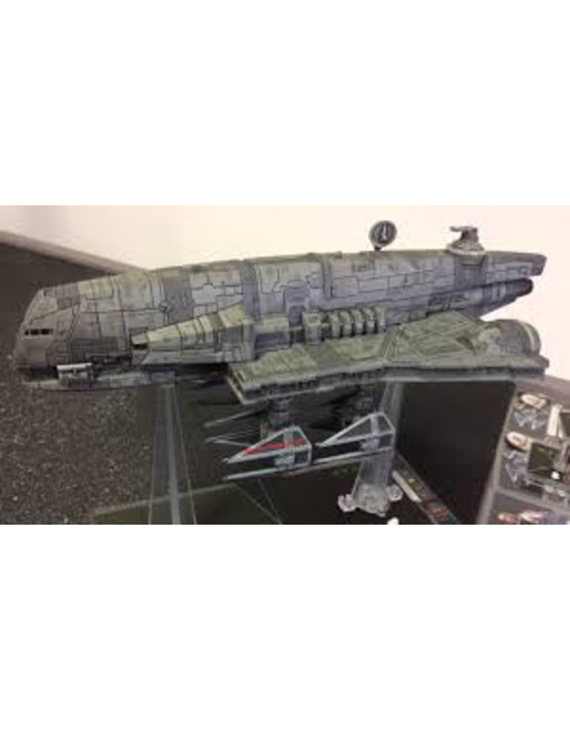 Fantasy Flight X Wing Mini Game Imperial Assault Carrier Expansion