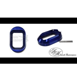 Airsoft Masterpiece Airsoft Masterpiece Magwell - Limcat marking (Blue)