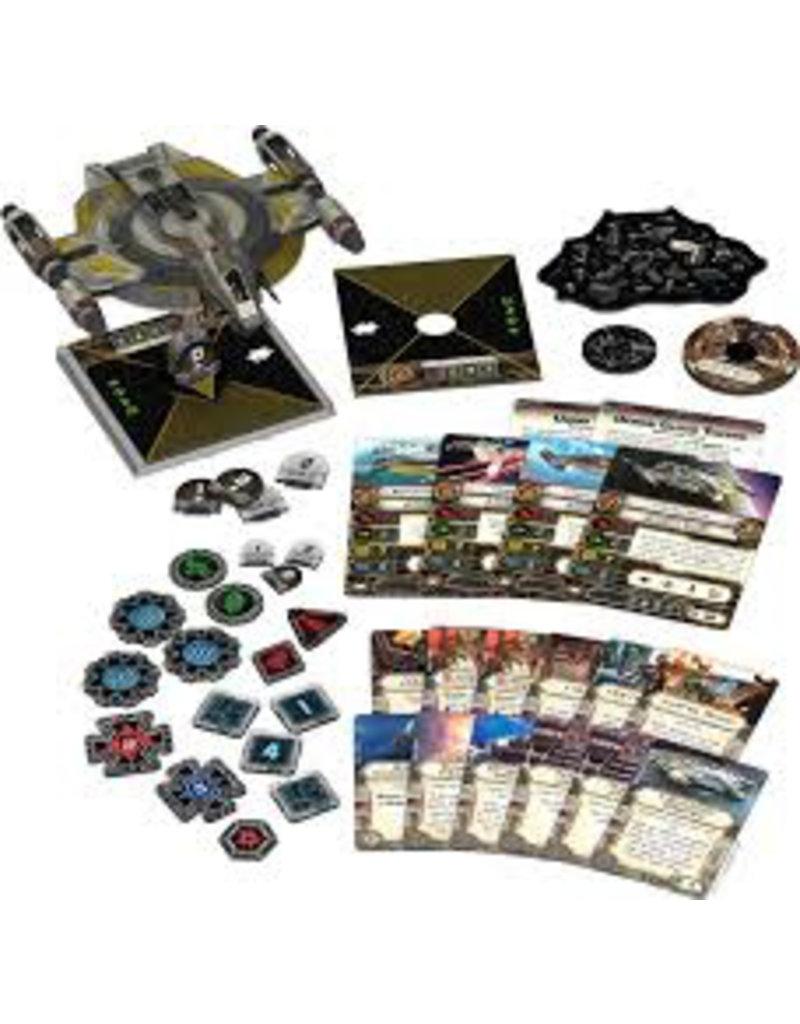 Fantasy Flight X Wing Mini Game Shadowcaster expansion