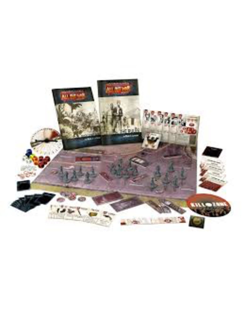 The Walking Dead Minatures Game Core Set
