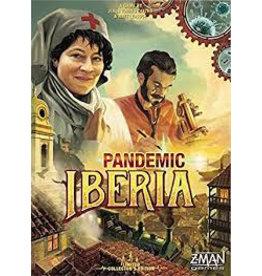 Z Man Games Pandemic Iberia