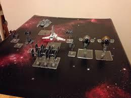 Crimson Gas Space Mat