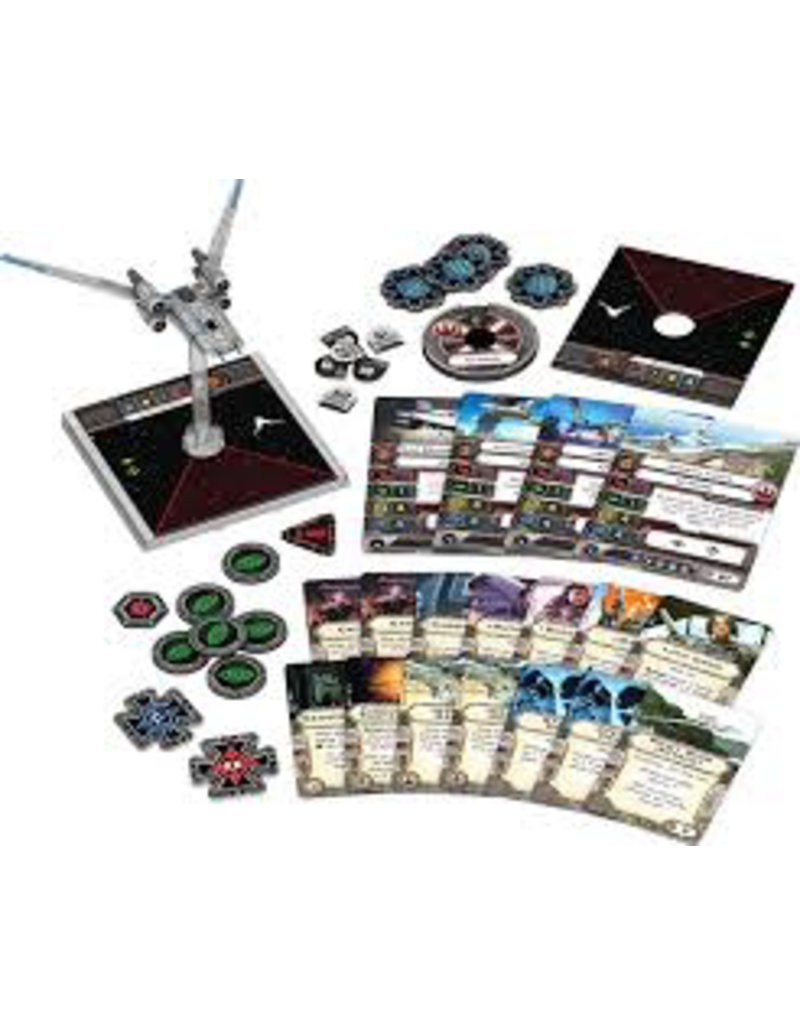 Fantasy Flight X WING MINI GAME U WING EXPANSION PACK