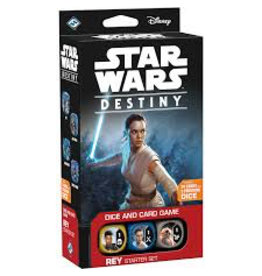 Fantasy Flight Rey Starter set for Star Wars Destiny