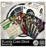Steamforged Guildball Season 3 Plot card deck