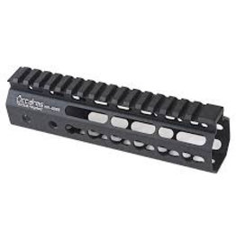 "ARES Ares Octa Arms 7"" Keymod System Handguard Set (Black) (KM-006S-BK)"
