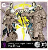Steamforged Guildball The Union: First light of Solthecius