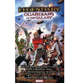 Upper Deck Legendary Guardians of the Galaxy Expansion